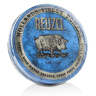 Reuzel Blue Pomade (strong Hold Water Soluble) - 113g/4oz