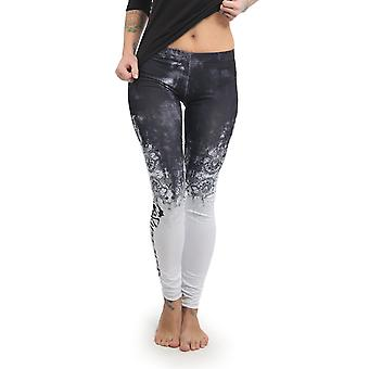 YAKUZA Damen Leggings Gradient