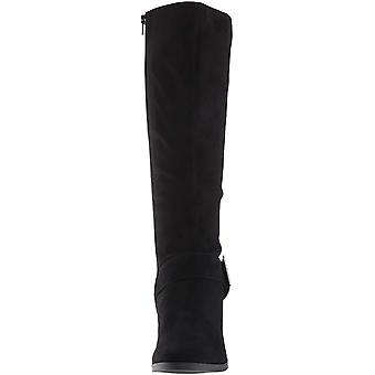 Aerosoles Womens Chatroom Almond Toe Knee High Fashion Boots