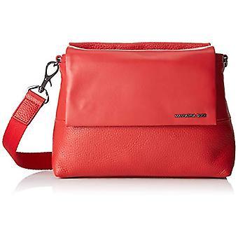 Mandarin Duck Athena Red Woman Strap Bag/Lacquer 10x21x28.5 cm (B x H x T)