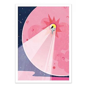 Art-Poster - Moon - Shihotana