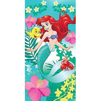 Toalha de praia da Disney Ariel Tropics