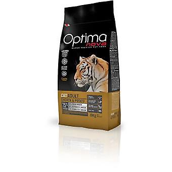 Optimanova Cat Chicken & Potato Grain Free (Cats , Cat Food , Dry Food)