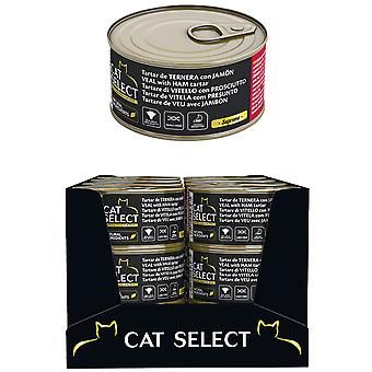 Pet select Cat Select Tartar De Ternera Con Jamon 95Gr (Cats , Cat Food , Wet Food)