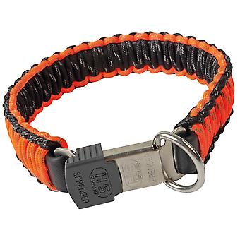 HS Sprenger Lock parachutist collar (Dogs , Collars, Leads and Harnesses , Collars)