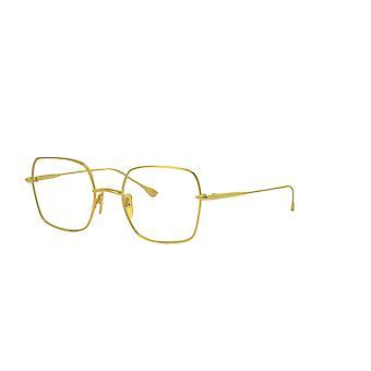 DITA Cerebal DTX523 04 Yellow Gold Glasses