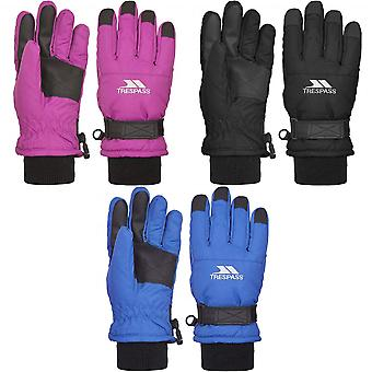 Trespass Childrens/Kids Ruri II Winter Ski Gloves