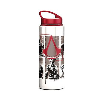 Assassins Creed Aluminium Drinks Bottle
