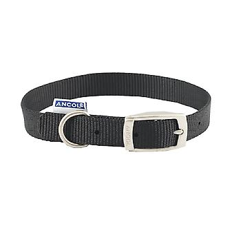 Ancol Nylon Buckle Dog Collar