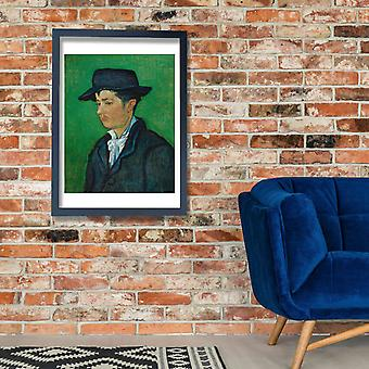 Vincent Van Gogh - Portrait of Armand Roulin, 1888 Poster Print Giclee