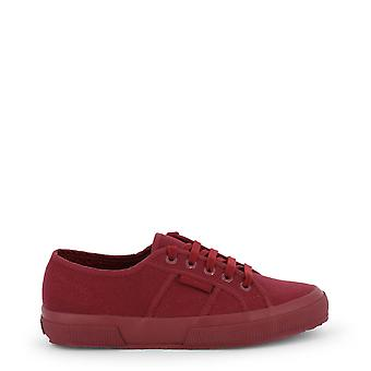 Superga Original Women Spring/Summer Sneakers - Red Color 33110