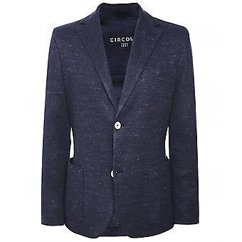 Circolo 1901 Woven Linen Blazer