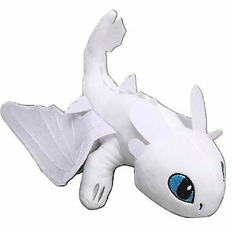 White 60cm How To Train Your Dragon - Toothless Stuffed Animals