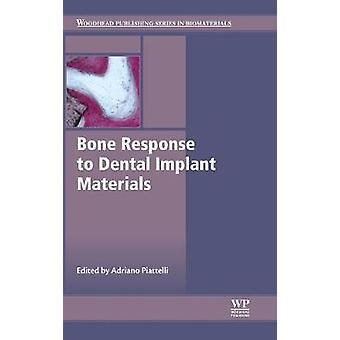 Bone Response to Dental Implant Materials by Piattelli & Adriano