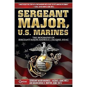 Sergeant Major U.S. Marines by Jacques & Maurice J.