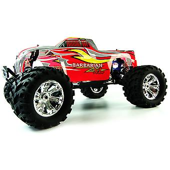 Barbarian NXL 1/8 Scale RC Nitro Monster Truck 2.4G