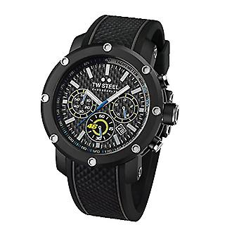 TW Steel watch Chronograph quartz men with Silicone strap TW937
