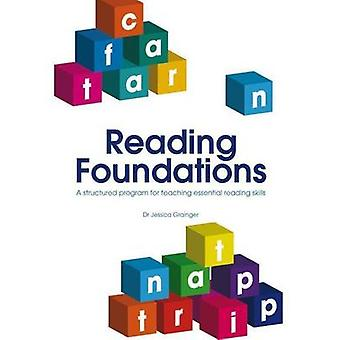 Reading Foundations by Jessica Grainger - 9780864318381 Book