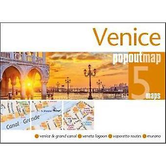 Venice PopOut Map by PopOut Maps - 9781910218778 Book