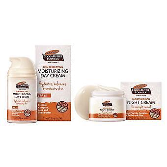 Cream de manteiga de cacau creme de dia hidratante Fórmula Palmer & noite 2,7 oz