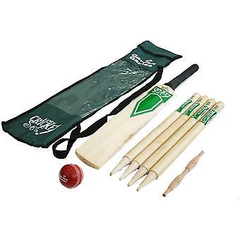Juegos de jardín: Junior Cricket Set (Tamaño 3)