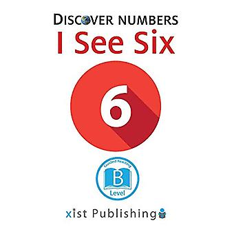 I See Six by Xist Publishing - 9781532410499 Book