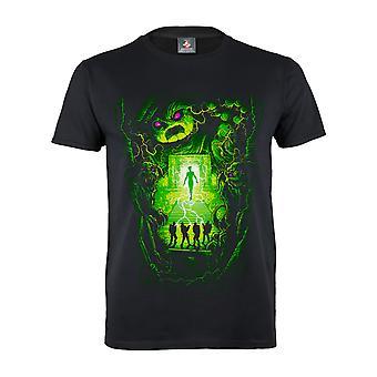 Ghostbusters Dan Mumford Design Kvinnors Pojkvän Passar T-Shirt