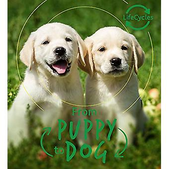 Lifecycles - Pup To Dog by Camilla de la Bedoyere - 9780711243651 Book