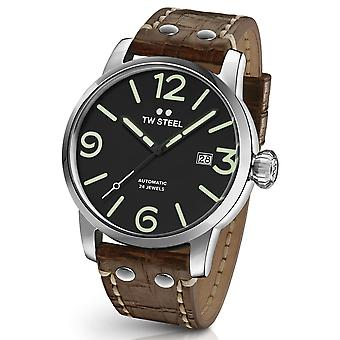 TW الصلب MS16 مافريك ساعة أوتوماتيكية 48 ملم