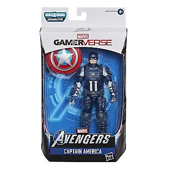 Marvel Legends Captain America 6 Inch Action Figuur