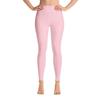 Workout leggings | yoga leggings | simply pink #1