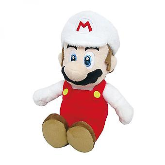 "Nintendo Super Mario Bros. Fire Mario 10"" Pluche Speelgoed"