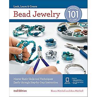 Bijoux de perle 101 - Maîtrise des compétences de base et des techniques facilement à travers S