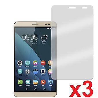 """3x Screen Protector Cover Guard for Huawei MediaPad M2 8"""""""