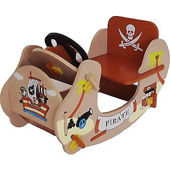Kiddi Style Pirate Rocking Boat