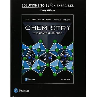 Student Solutions Manual to� Black Exercises for Chemistry: The Central Science