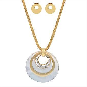 Edforce necklace and pendant 93-0840-S - Women's necklace and pendant