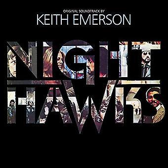 Keith Emmerson - Nighthawks [CD] USA import