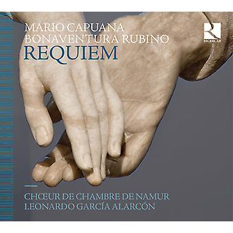 Capuana / Rubino / Alarcon - Requiem [CD] USA import