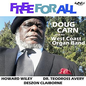 Free For All [CD] USA import