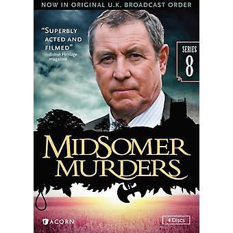 Midsomer Murders Series 8 Reissue [DVD] USA import