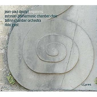 Dessy / Tallinn Chamber Orchestra - Requiems [CD] USA import