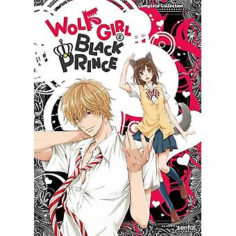 Wolf Girl & Black Prince [DVD] USA import