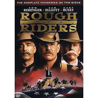 Importer des Rough Riders [DVD] é.-u.
