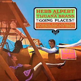 Herb Alpert & Tijuana Brass - Going Places [Vinyl] USA import