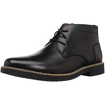 NOTFOUND Men's Shoes Bangor Leather Closed Toe Ankle Fashion Boots
