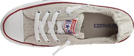 Converse Womens Shoreline Canvas Low Top Lace Up Fashion Sneakers
