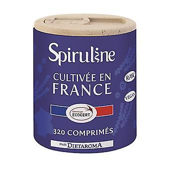Spirulina France 320 tablets