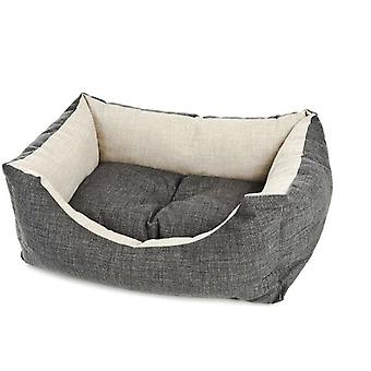 Ferribiella Rettangul Bed Cool Gray  (Dogs , Bedding , Beds)