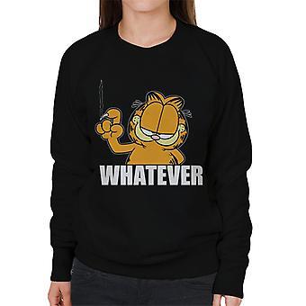 Garfield vad spik vägg skrapa kvinnor ' s tröja